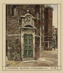Poortje aan het Oude Waaggebouw, III
