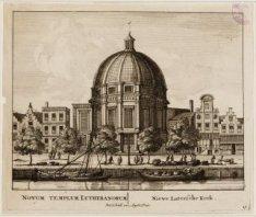 Novum Templum Lutheranorum - Niewe Lutersche Kerk