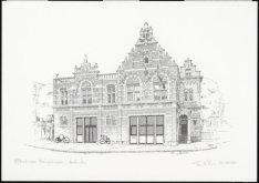 Koninginneweg 29, de voormalige tramremise en paardenstal van de Amsterdamsche O…