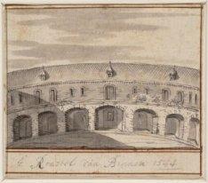Het Rondeel van binnen 1544