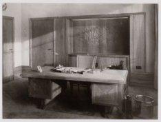Elandsgracht 117, de kamer van de hoofdcommissaris in het hoofdburo van politie …