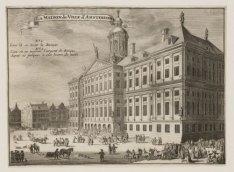 La Maison de Ville d'Amsterdam