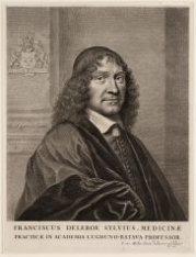 Francois Deleboe Sylvius (1614 / 16-11-1672)