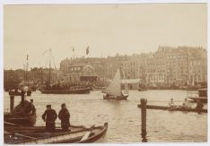 Aprilfeesten ter gelegenheid van de 70ste verjaardag van Koning Willem III