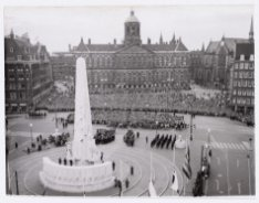 Herdenking gevallenen 1940-1945
