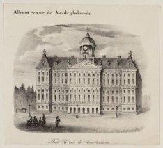 Het Paleis te Amsterdam