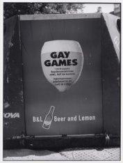 Gay Games Amsterdam van 1 tot 8 augustus 1998
