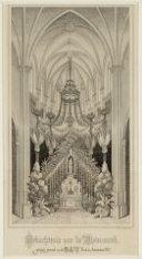 Gedachtenis van de meimaand, plegtig gevierd in de O.L.V. Kerk te Amsterdam 1857