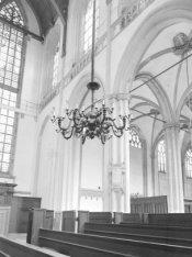 Nieuwezijds Voorburgwal 143, Nieuwe Kerk, interieur