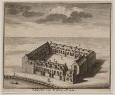 Het Klooster van Sint Clara, Anno 1544