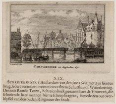 Schreyershoek tot Amsterdam 1650
