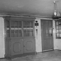 Keizersgracht 536, interieur, keukenkast