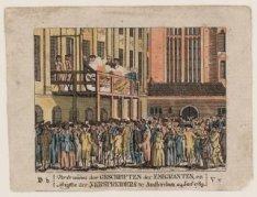 Verbranden der geschriften der emigranten en straffen der verspreiders te Amster…