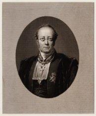 Abraham des Amorie van der Hoeven (22-02-1798 / 29-07-1855)