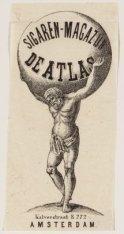 Sigaren-Magazijn 'De Atlas'