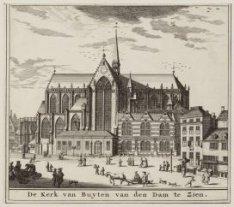 De Kerk van Buyten van den Dam te Zien