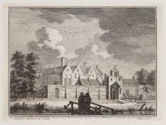 Het Karthuizers Klooster, buiten Amsterdam, Zoo als het zich in Welstand vertoon…