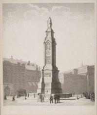 Amsterdam 27 Augustus 1856. Gedenkteeken aan den Volksgeest van 1830-1831