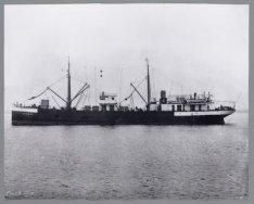 De eerste motortanker ter wereld: de Vulcanus