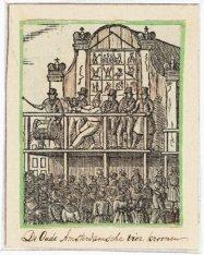 De oude Amsterdamse vier kronen