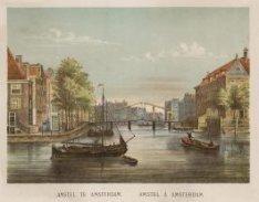 Amstel te Amsterdam - Amstel 'A Amsterdam