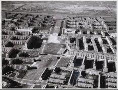 Luchtfoto van Geuzenveld, gezien naar het noorden