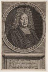 Portret van Philippus à Limborch (1633-1712)