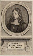 Adrianus van Wesel (+16-01-1710)