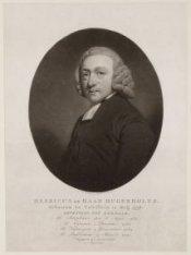 Henricus de Haan Hugenholtz (1758-1824)