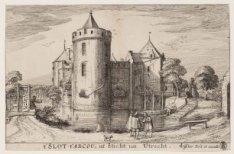 ''t Slot t''Abcou, int Sticht van Utrecht