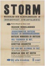 Storm, weekblad der Nederlandsche SS