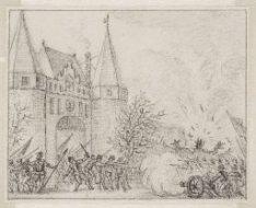 Aanslag op Amsterdam in 1577
