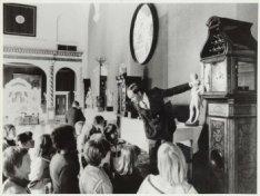 Tentoonstelling over de geschiedenis van het draaiorgel in het Koninklijk Paleis…