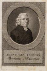 Arent van IJzendijk (1759 / 03-06-1818)