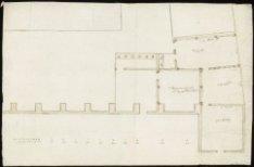 Blad 12 van het 4e, losbladige, kaartboek van de Gasthuizen (toegangsnummer 342/…