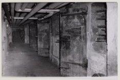 Interieur van het Koninklijk Paleis, Dam 14. De gevangenis-kelder