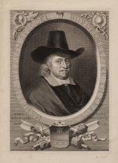 Hendrik Dirksen Spiegel (27-04-1598 / 08-04-1667)