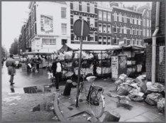 Albert Cuypstraat hoek Eerste Sweelinckstraat