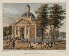 Muider Poort te Amsterdam