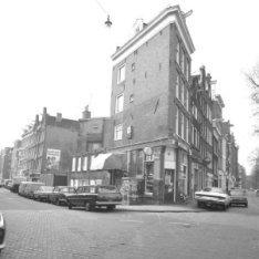 Willemsstraat 2-4, 14-110 vrnl. en rechts Brouwersgracht 139-163