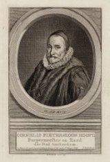 Cornelis Pietersz. Hooft (1547 / 01-01-1626)