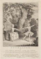 Pygmalion of het beeld bezield door de liefde