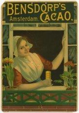Bensdorp''s Cacao, Amsterdam
