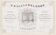 N. Willaars & Zoon, Lakenmagazijn