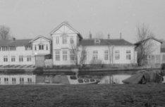 Plantage Muidergracht 34-40 gezien vanaf de Sarphatistraat