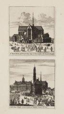 De Nieuwe Kerck, Afgebrand Anno 1645