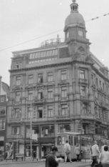 Keizersgracht 453 (ged.) - 455, rechts Leidsestraat