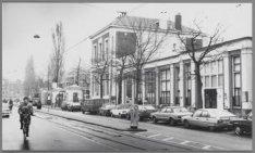 Plantage Kerklaan 36-40, Studio Plantage, met links de ingang van Artis en op de…