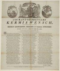 Courant-ombrengers Kermis-wensch