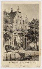 Woonhuis van De Ruyter
